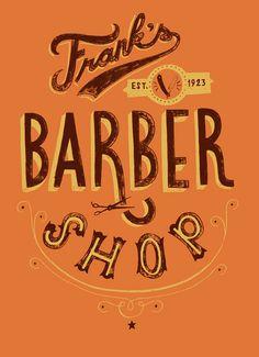 Lettering / Barbershop2