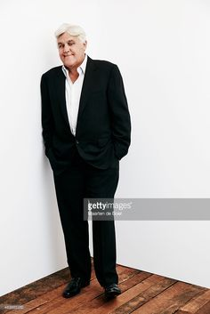 Comedian and Television host Jay Leno of NBC's of 'Jay Leno's Garage' poses in the Getty Images Portrait Studio powered by Samsung Galaxy at the 2015 Summer TCA's at The Beverly Hilton Hotel on August 13, 2015 in Beverly Hills, California.