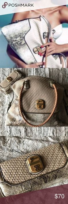 Guess - Bora Bora  bag and matching wallet Excellent condition - never used no signs of wear at all Guess Bags Shoulder Bags