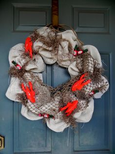 Hey, I found this really awesome Etsy listing at http://www.etsy.com/listing/128363132/crawfish-boil-wreath-cajun-wreath