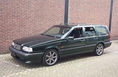 Volvo 850 Wagon Green