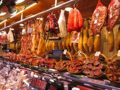 A visit to La Boqueria market in #Barcelona #Spain