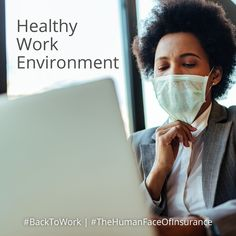 A HEALTHY WORK ENVIRONMENT FOR ALL :-)  The Occupational Health and Safety Act requires employers to maintain a safe and healthy work environment and take all reasonable steps to ensure that its employees are safe while performing their duties.   We trust our recent posts assisted you in understanding and complying with the new level 3 lockdown workplace regulations.   #TheHumanFaceOfInsurance #BackToWork Level 3, Back To Work, Health And Safety, Workplace, Acting, Trust, Environment, Posts, Healthy