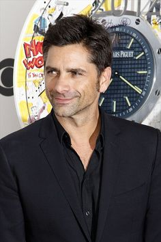 John Stamos attends the 66th Annual Tony Awards at the Beacon Theater in New York on June 10, 2012