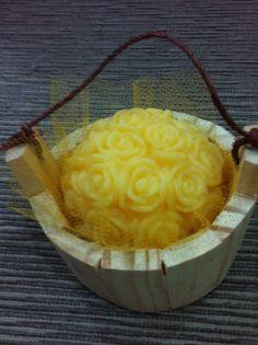 Bouquet de sabonete lindo!!!