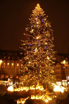images of Christmas in France | Christmas in Strasbourg, France | Holidays