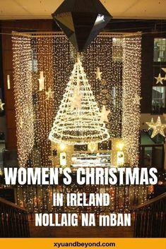 Dublin Travel, Ireland Travel, Irish Christmas Traditions, Little Christmas, Xmas, Christmas In Ireland, Ireland Weather, Visit Dublin, Ireland Wedding