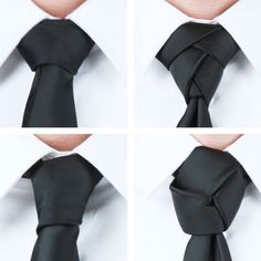 Going out? Try These Four Creative Ways To Tie A Tie- Going Out? Try These Four Creative Ways To Tie A Tie Your friend forgets how to do it XD - Suit Fashion, Womens Fashion, Fashion Tips, Fashion 2016, Fashion Ideas, Winter Fashion, Tie A Necktie, Necktie Knots, Tie Styles
