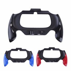 3.61$  Watch now - Gamepad Plastic Grip Handle Holder Case Bracket for Sony PSV PS Vita 2000 Handsfree Controller Protective Cover Game Accessories   #buyonline