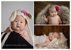 Gemini Visuals Creative Photography // White Rock/South Surrey, BC, Canada // www.geminivisuals.com |  100 days photographs of baby surrey