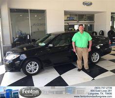 https://flic.kr/p/yc4q5j | #HappyBirthday to Randall from Trent Coon at Fenton Honda of Longview! | deliverymaxx.com/DealerReviews.aspx?DealerCode=RFWA