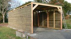 """Résultat de recherche d'images pour """"constructeur de garage en bois"""""""