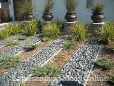 Garden Features and Rock Formations | Rocks & Stones Gallery