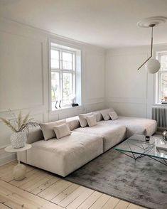 Minimalist Home Interior .Minimalist Home Interior Home Living Room, Living Room Designs, Living Room Decor, Bedroom Decor, Bedroom With Couch, Cozy Bedroom, Retro Home Decor, Cheap Home Decor, Casa Pop