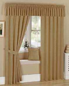 Different Curtains Styles and which are Best for your Home ~ Curtains Design Needs