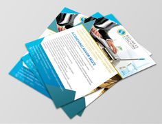 Kinesiology and Business coaching identity by Koliber , via Behance