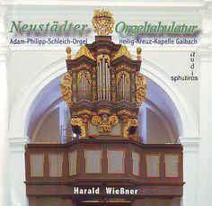 Neustädter Orgeltabulatur