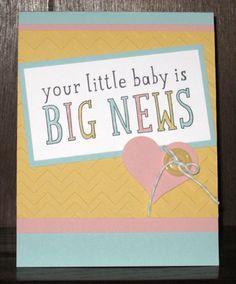 Snapdragon Stamps: Nachos: Big News, Baby