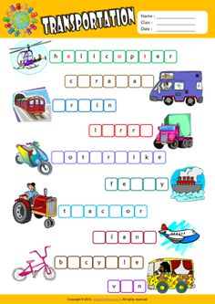 transportation esl matching exercise worksheet for kids mau hinh pinterest kid ps and for. Black Bedroom Furniture Sets. Home Design Ideas