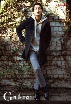 Kim Bum takes on sweater fashion for 'Gentleman' | allkpop.com