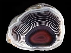 Botswana Agate.   What a beauty.