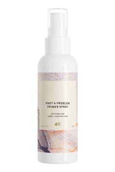 Spray preparador para cabelo