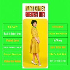 Patsy Cline's Greatest Hits CLINE,PATSY http://www.amazon.com/dp/B0000BWVO3/ref=cm_sw_r_pi_dp_aea-tb19CSRSJ