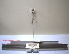 SA10 Singer / Silver Reed Intarsia Knitting Machine