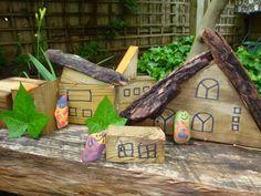 Bowen Island Kinderhaus Bowen Island, Burlap, Reusable Tote Bags, Bird, Outdoor Decor, Kids House, Hessian Fabric, Birds, Jute