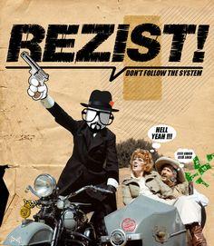 BENNY THE KID / REZIST !