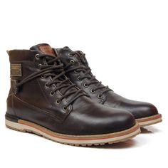 Bota West Coast Smash Chocolate - Compre Online na Black Boots - BlackBoots