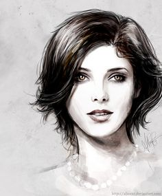 'The Twilight Saga' - Alice Cullen Fan Art.