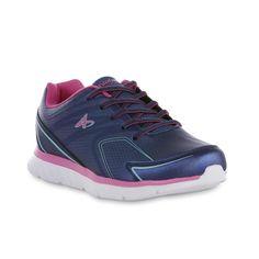 Athletech Women's Daze Athletic Shoe - Blue/Pink