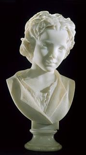 """Flor Agreste"" de António Manuel Soares dos Reis (1847 – 1889)"