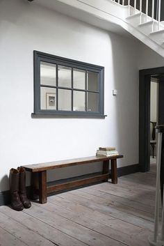 Benefits that you could derive by using the interior wood doors for your home or office. Interior Doors For Sale, Interior Windows, Home Interior, Interior Design, Gray Interior, Kitchen Interior, Orangerie Extension, Big Windows, Shaker Style