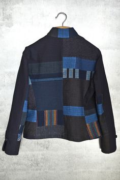 Patchwork lily jacket.  $1995.