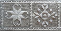 Blog per chi ama il ricamo, in particolare: broderie suisse, punto croce e hardanger. Schemi e disegni originali di Maria Concetta Ronchetti