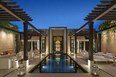 15. Villa Oriental. Hotel Mandarin Oriental, Marrakech (Marruecos). 423 m2 - 18 suites de hotel más grandes que su casa