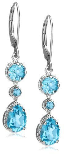 14k White Gold Pear-Shaped Blue Topaz Dangle Earrings Amazon Curated Collection, http://www.amazon.com/dp/B0014A4GGO/ref=cm_sw_r_pi_dp_MJ0krb1C28KQW