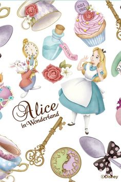 *ALICE IN WONDERLAND Contact me today to plan your dream Disney vacation: kellymurray@mickeyworldtravel.com