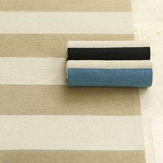 Suzanne Kasler Wide Stripe Indoor/Outdoor Rug