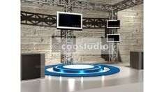 backdrop for music shows, television broadcast Green Screen Backdrop, Virtual Studio, Stage Set, News Studio, New Green, For Facebook, Backdrops, Tv, Music
