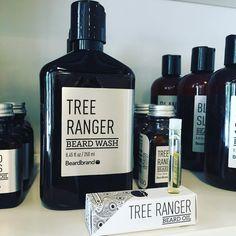 We now carry beard care products from Beard Brand. Stop in and smell! Beard oil & Beard Wash #downtownapothecary #beardbrand #beardoil #beardwash #smellgood #beardcare #menscare #downtownriverside @beardbrand