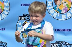 There are few things cuter than watching kids' races...especially ones at Disney.