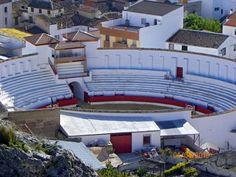 Plaza de toros de Pegalajar Jaén España.
