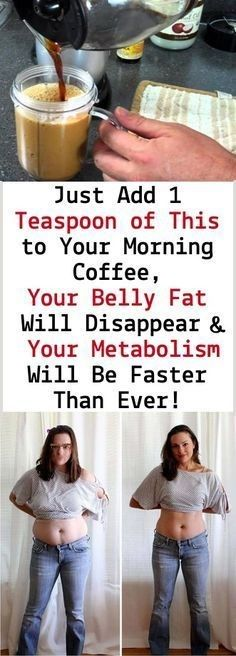 Just Add 1 Teaspoon of This to Your Morning Coffee, Your Belly Fat Will Disappear and Your Metabolism Will Be Faster Than Ever! - Health Beauty Sky Discover how to lose belly fat Loose Weight, Weight Gain, Weight Loss Tips, Losing Weight, Health Benefits, Health Tips, Detox Cleanse For Weight Loss, Boost Your Metabolism, Metabolism Booster