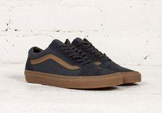 Vans Old Skool Terbaru Dengan Gum Sole  vans  sneakers  oldskool  sneaker   0fc2c6bfa0