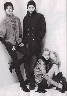 CK Jeans F/W 08 (Calvin Klein)
