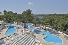 Mallorcas Ostküste ruft nach Ihnen! Der Iberostar Club Cala Barca bietet auch für größere Familien ausreichend Platz - Zimmer für bis zu sechs Personen sind vorhanden! http://www.clubfamily.de/hotel/iberostar-cala-barca-club