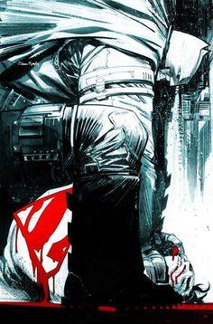 Dark Knight III: The Master Race - Batman by Sean Murphy *